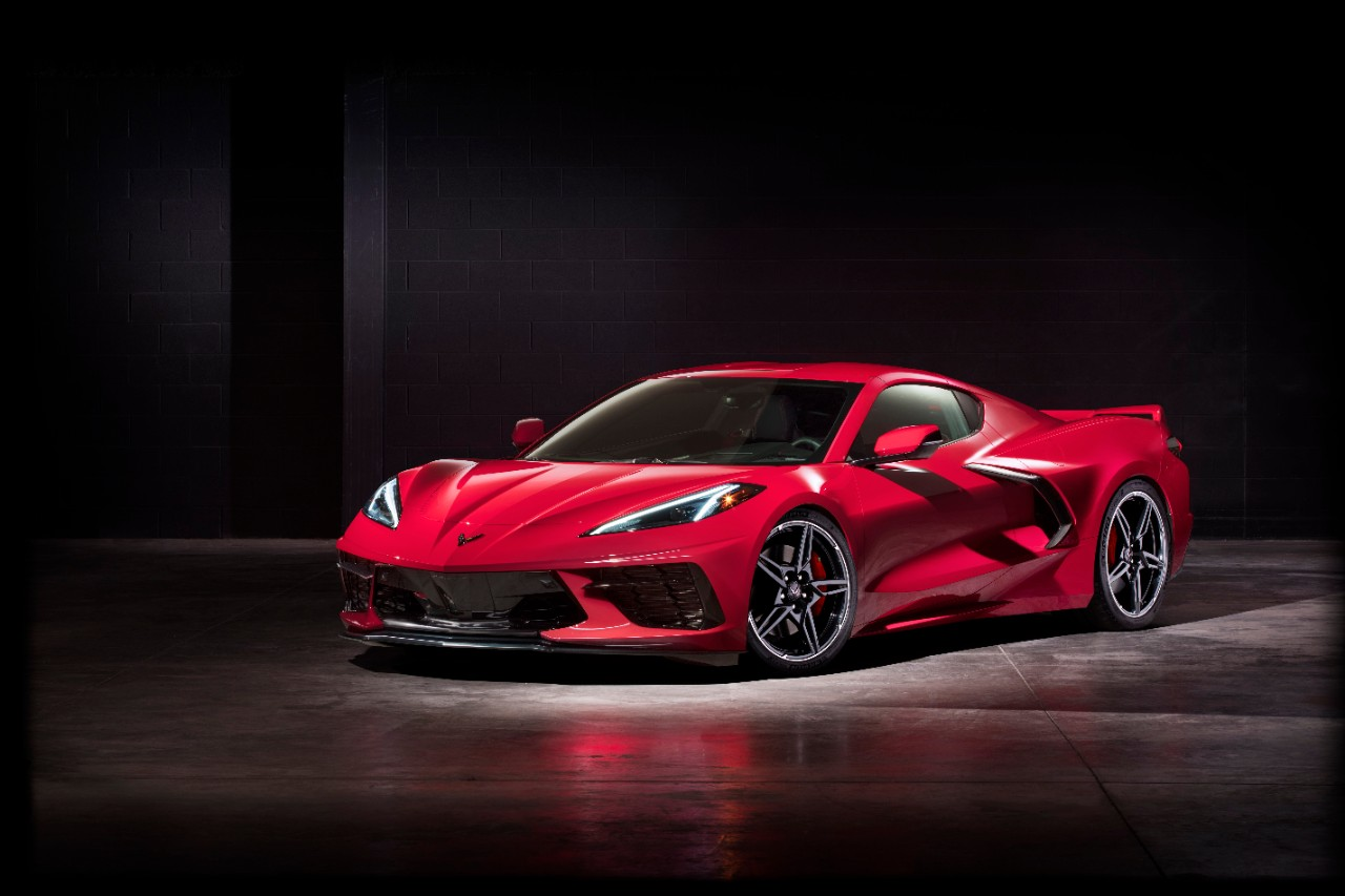 2020 Stingray is the fastest, most powerful entry Corvette